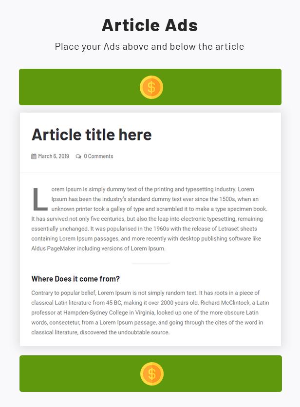 Brakt - Personal WordPress Theme - 4